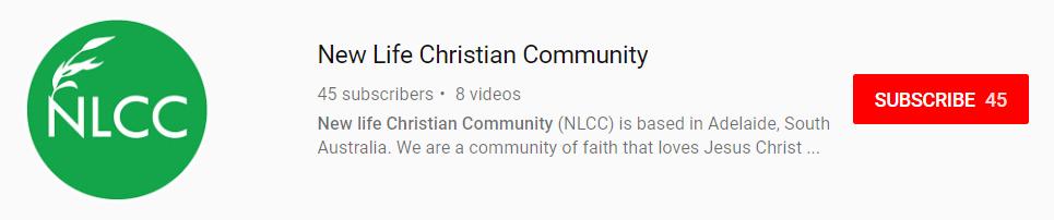 NLCC YouTube