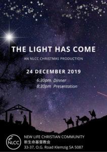 NLCC Christmas Production 2019